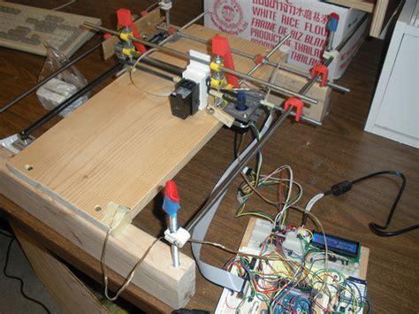 diy open source inkjet printer  diy projects
