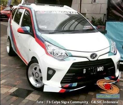 Toyota Calya Modification by Harga Toyota Calya 2018 Spesifikasi Matic Dan Manual
