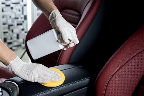 comment nettoyer des sieges en cuir de voiture ম quels sont les meilleurs produits d 39 entretien pour le