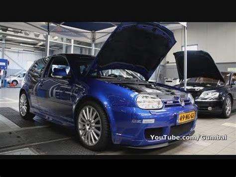 golf 4 r32 stoßstange golf iv r32 dsg w magnaflow exhaust sound 1080p hd