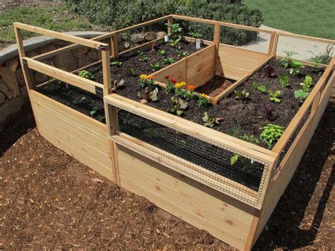 Raised Bed Garden Designs Hgtv