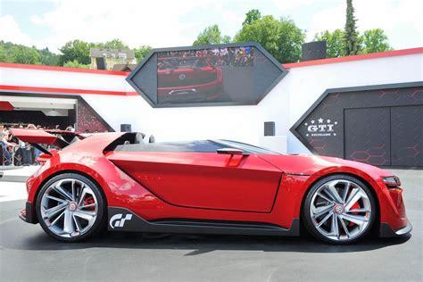 volkswagen gti sports car volkswagen gti roadster concept in pictures biser3a