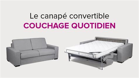 canap convertible couchage quotidien forum maison du lit louis benech le lavabo le cabinet la la