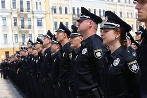 Ukraine police get new American-style uniforms — The ...