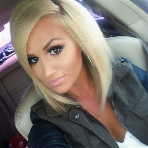 carre blond   absolument superbes coupe de