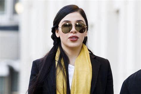 Emma Coronel Aispuro, Wife of Joaquín 'El Chapo' Guzmán ...