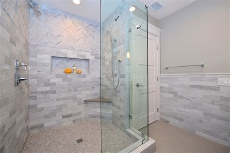 bathroom designing ideas mixing and matching tile sizes finishes and colors how to