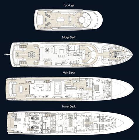 mcp yachts super yacht hemisphere  layout yacht