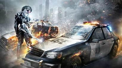 4k Metal Gear Survive Wallpapers Ultra Gameranx