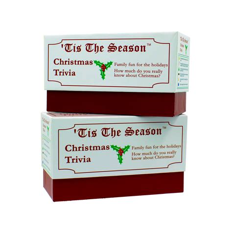 7 best zoom games for some virtual face time during the coronavirus pandemic. Tis The Season Christmas Trivia Game - The Classic and Original - Featuring Christmas Trivia ...
