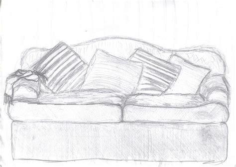 comment dessiner un canapé en perspective comment dessiner un canapé en plusieurs é