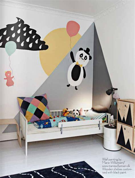chambre enfant scandinave deco pour chambre d enfant d inspiration scandinave