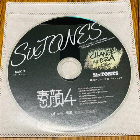 素顔 4 sixtones