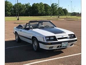 1985 Ford Mustang GT for Sale | ClassicCars.com | CC-1057636