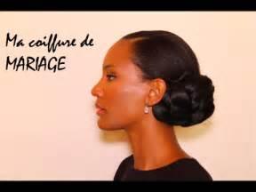 coiffure afro mariage ma coiffure de mariage sur cheveux afro naturels crépus