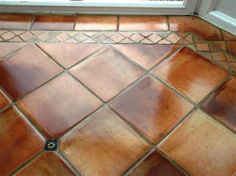 terracotta floor tiles laferida