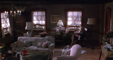 "Diane Keaton's Yellow House In The Movie ""baby Boom"""