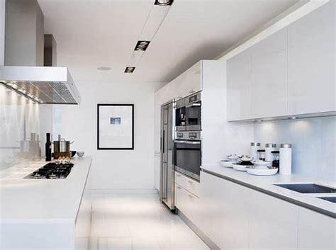 witte keukeninterieur inrichting interieur inrichting