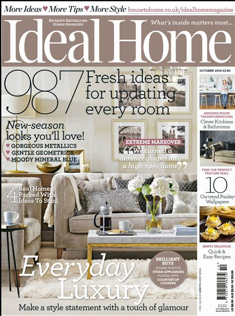 Home Magazine by Interior Designers Edinburgh Scotland Robertson