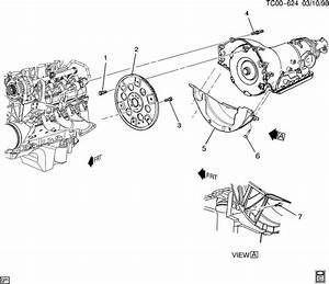 Chevrolet Silverado Stud  Bolt  Fuel Line  Engine Clutch