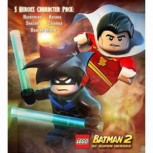 Lego Batman 2 Characters – Who is in the New Video Game?
