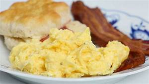 How To Make Scrambled Eggs - Southern Living