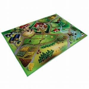 Tapis De Sol Enfant : tapis de sol enfant grand tapis de jeu th me campagne ultra r sistant et haute qualit ~ Teatrodelosmanantiales.com Idées de Décoration