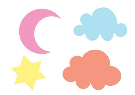 guirlande deco chambre bebe mobile nuage pour la chambre de bébé flo les mains