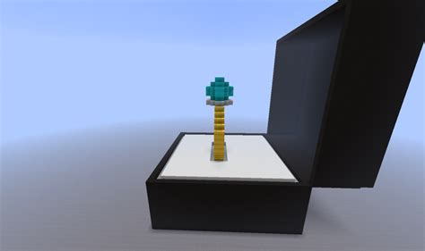 wedding ring minecraft project