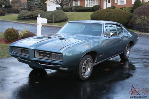 blue book used cars values 1968 pontiac gto electronic toll collection 1968 pontiac gto factory aleutian blue matching numbers turbo hydramatic a c