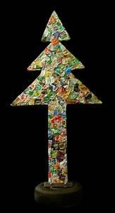 Weihnachtsbaum Metall Design : metall tannenbaum mit lichtschlauch ~ Frokenaadalensverden.com Haus und Dekorationen