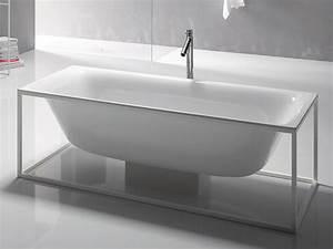 Badewanne Auf Füßen : freistehende badewanne i chic f r jedermann ~ Orissabook.com Haus und Dekorationen