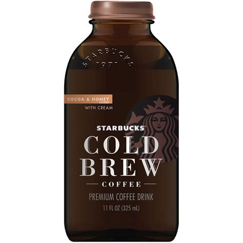 Our coffee masters have distilled their years of tasting knowledge down to three simple questions to help you find a starbucks coffee you're sure to love. Starbucks® Cold Brew Cocoa & Honey with Cream Coffee Drink Reviews 2020