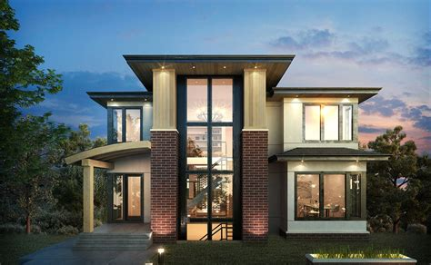plan cal exclusive  level modern home plan