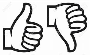 Thumbs up Thumbs Down Clipart (79+)