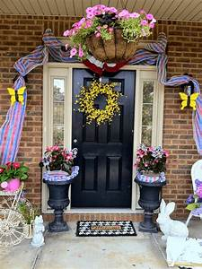 Great, Tips, On, How, To, Decorate, A, Small, Front, Porch