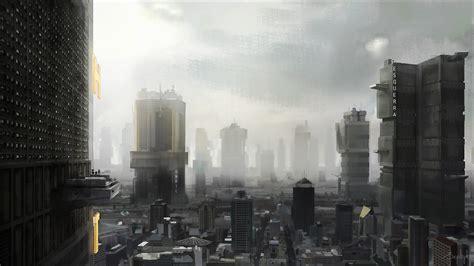 speed painting dredd mega city
