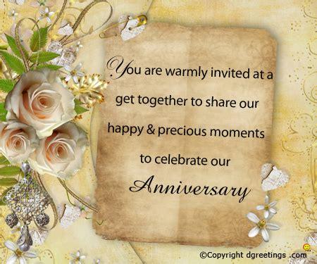 Anniversary  Ee  Invitation Ee   Ideas  Ee  Invitation Ee   Ideas For