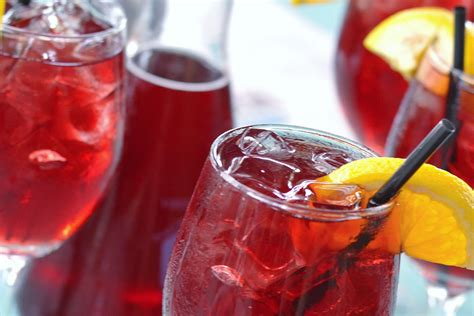 tinto de verano recipe  spanish wine cocktail