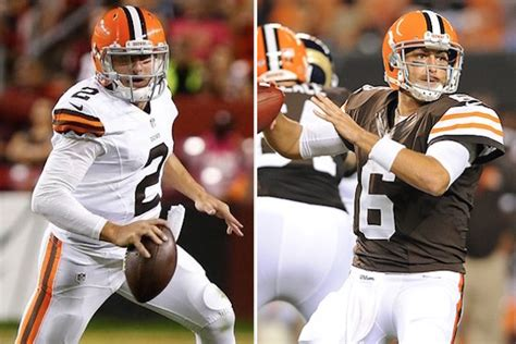 The Cleveland Browns' New Uniforms Are Hot Diarrhea