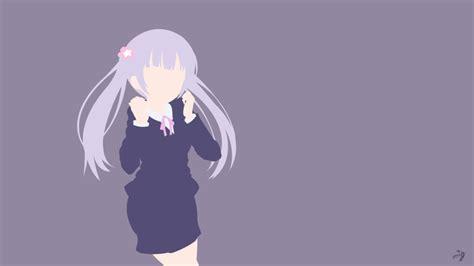 aoba suzukaze  game minimalist anime  lucifer