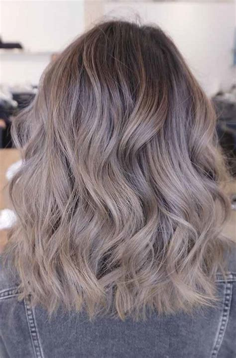 hottest hair color trends    hair color ideas