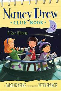 A Star Witness | Book by Carolyn Keene, Peter Francis ...