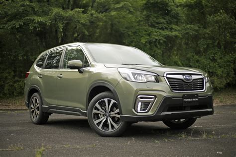 2019 Subaru Forester Review Autoguidecom