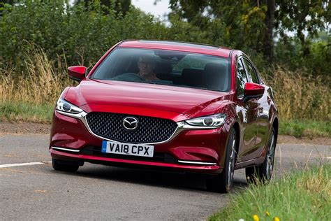 Review Mazda 6 by Mazda 6 Review Auto Express