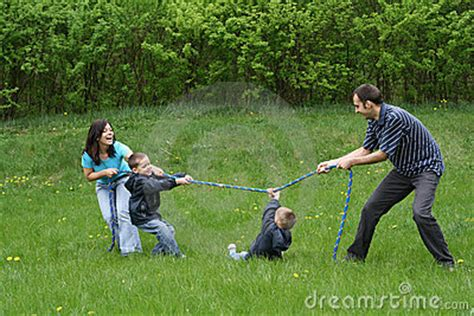 funny family   stock  image