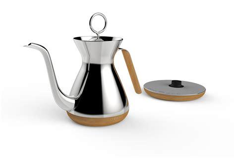 chemex kettle electric behance