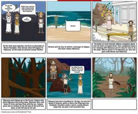 Book 12 The Odyssey Storyboard By Jonelle1