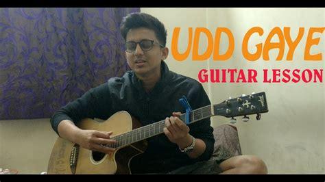 Udd Gaye By Ritviz (aib) Ii Simple Guitar Lesson/cover