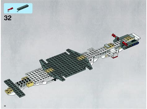 Lego Tantive Iv Instructions 10198, Star Wars